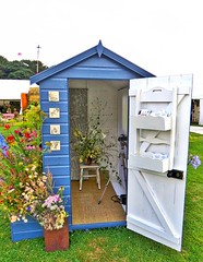 RHS Tatton Park Flower Show (Feathering the Nest) Tags: rhs tatton park summer july 2017 flowers shed arty photographer flora florist