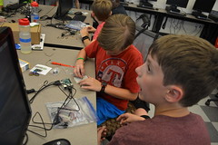 DSC_9264 (Caruth Institute for Engineering Education) Tags: stem programming scratch smu lyleengineering middle school raspberry pi