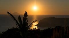 calabrian sunset (pat.netwalk) Tags: capovaticano calabria stromboli copyrightpatrickfrank bildgutch