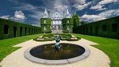 Château de la Hulpe - 3371 (YᗩSᗰIᘉᗴ HᗴᘉS +8 000 000 thx❀) Tags: lahulpe castle sky clouds château belgium belgique hensyasmine europa europe ngc