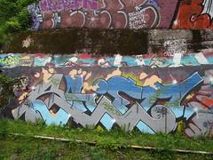 graff (Thomas_Chrome) Tags: graffiti streetart street art spray can wall walls fame gallery hof legal nokia finland suomi europe nordic