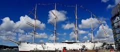 The Viking (blondinrikard) Tags: barkenviking bark sailingship sailship viking lillabommen göteborg ship skepp skeppohoj