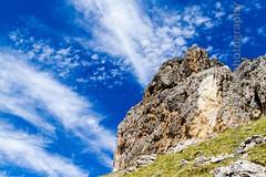 Rocks and clouds (photo-aquila) Tags: photoaquila alps alpen mountain hill berg summit mountaintop gipfel rock felsen hiking bergwandern cloud wolke sky himmel