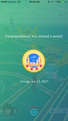 "Chicago Pokemon GO Fest Badge • <a style=""font-size:0.8em;"" href=""http://www.flickr.com/photos/109120354@N07/35941400242/"" target=""_blank"">View on Flickr</a>"