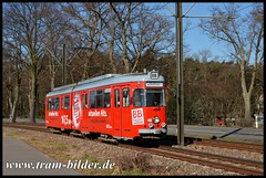 45-2014-03-13-1-Berghof Weiche (steffenhege) Tags: schöneicherüdersdorferstrasenbahn strasenbahn gt6 45