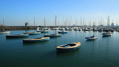 boats (dvsung) Tags: boats yachts stkilda pier melbourne canon70d sigma1750