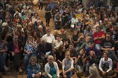 Publiek in de Martinikerk