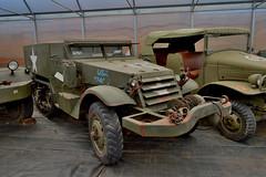 GMC M3 Half truck (riccardo nassisi) Tags: collezione ansaloni old truck camion auto car wreck wrecked rust rusty rottame relitto r ruggine ruins scrap rottami scrapyard bologna