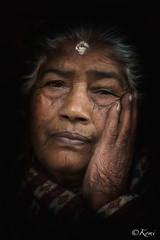 TATTAGOL, Népal (Komi07) Tags: old woman asie asia portraiture world people population tattagol népal poor canon 5d street trip travel voyage
