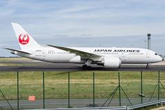 Japan Airlines / B788 / JA836J / LFPB 27L (_Wouter Cooremans) Tags: cdg charles de gaulle paris airport lfpg spotting spotter avgeek aviation airplanespotting japan airlines b788 ja836j lfpb 27l japanairlines
