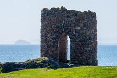Lady's Tower (Santa Cruiser) Tags: elie fife scotland ladys tower