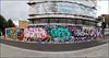 Various... (Alex Ellison) Tags: eastlondon urban graffiti graff boobs soeta swae tag blud dlc 4syfe osha add gfs rags