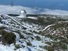 P1050544 (r_a_mueller) Tags: observatorium schnee roquedesmuchachos