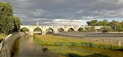 El Puente de Toledo (rosaura.cristina) Tags: madrid toledo puente bridge granite arquitectura barroco baroque marqués de vadillo churrigueresco granito río españa spain