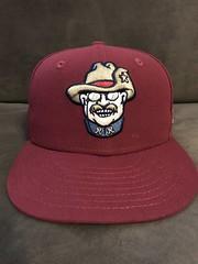 2017 Frisco Rough Riders Alternate Hat (black74diamond) Tags: 2017 alternate hat frisco rough riders
