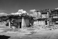 Nothing Remains (Ben Roffelsen Photography) Tags: toronto globe mail globeandmail fujifilm x100f