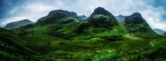 Glencoe and the Three Sisters (Dom Haughton) Tags: glencoe threesisters scotland scenery landscapephotography outdoor mountain uk britain