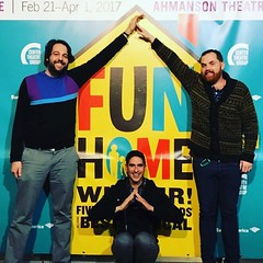 (concorder111) Tags: funhome ahmansontheatre
