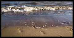 Memories Erased (Mikko Ritala) Tags: sand sea water waves