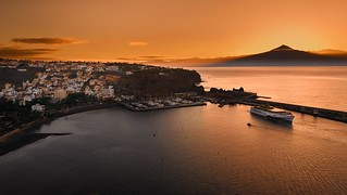 La Gomera - Sunrise Ferry