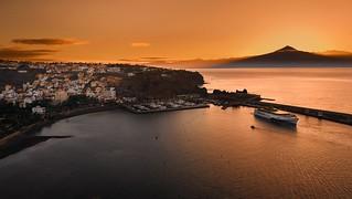 La Gomera - Sunrise Ferry