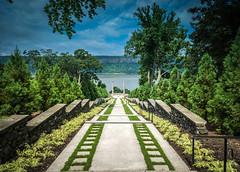 Grand Staircase (JMS2) Tags: scenic hudsonvalley history yonkers untermyer staircase hudsonriver