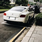 BENTLEY Continental GT V8 S thumbnail