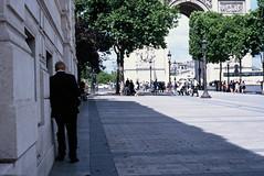 Paris 2017 (Adi Shpigel) Tags: paris france provia nikonfm2 analog filmphotography film color travel europe vacation abroad arcdetriomphe champsélysées
