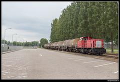 DBC 6431 - 62022 (Spoorpunt.nl) Tags: 22 juli 2017 dbc db cargo 6431 trein 62022 chemours dordrecht industrie