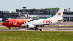 OO-TNL (Noel Williams ✈) Tags: ootnl tnt airport avgeek airline aircraft boeing b733 cargo eidw asl