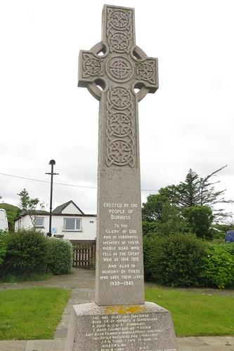 Durness War Memorial