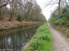 Deepcut, Basingstoke Canal (Iain Targett) Tags: 50walksinsurreyjessopsjauntthebasingstokecanal water