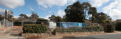 Pleasant house and garden gone in Ulm St (spelio) Tags: canberra act australia 2017 july house housing place homes architecture mrfluffy asbestos removal demolition clearing blocks