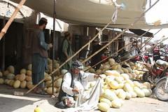 Street-side shop in Kandahar. (UN Assistance Mission in Afghanistan) Tags: afghan afghanistan business dailylife kandahar mujeebrahman un unama unitednations youth