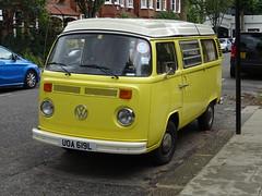 1973 Volkswagen Camper Van (Neil's classics) Tags: vehicle camper van 1973 volkswagen camping motorhome autosleeper motorcaravan rv caravanette kombi mobilehome dormobile vw