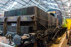 Bo'ness Museum of Scottish Railways - Tar Tank No 78 (Le Monde1) Tags: boness kinneil lemonde1 nikon d800e scotland unitedkingdom museum heritage uk railway scottish steam bonesskinneilrailway museumofscottishrailways tar tank