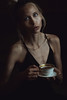Teatime (wagner.michael214) Tags: tea teekanne blonde blueeyes sensual mood loveit