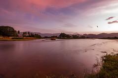 Sunset (Yesmk Photography) Tags: manimuthar papanasam karaiyar servalar thamirabarani river water nellai tirunelveli sunset discoverindia enchantingtamilnadu evening nikon d90 tokina 1116mm kalladaikurichi ambasamudram ambai