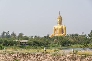 wat muang - ang thong - thailande 1