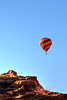 Balloon Over Page AZ 01472 (Emory Minnick) Tags: pagearizona clearday balloonflight