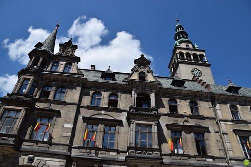 Kłodzko town hall