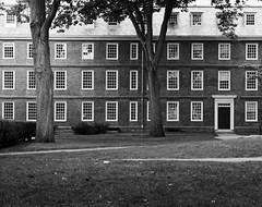 Harvard University (Ayush Bhandari) Tags: harvard university massachusetts cambridge leicam10 summicron 75mm bw noiretblanche rangefinder usa