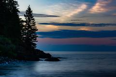 Superior Morning (johnmaiers) Tags: lutsen sunrise lakesuperior resort minnesota