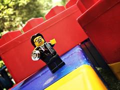 too big (Chris Blakeley) Tags: seattle hipstamatic lego minifig sigfig buildingblocks blocks toyphotography