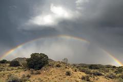 Rainy days and Mondays (G.E.Condit) Tags: gecondit grantcondit albuquerque newmexico nm desert southwest 6d rainbow rain rainy cloudy clouds