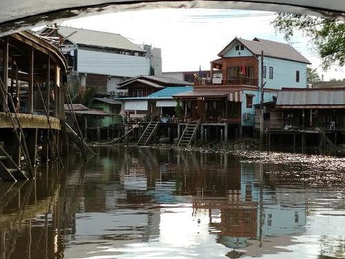 marché flottant amphawa - thailande 1