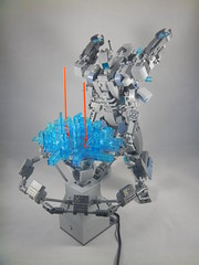 Holomap (donuts_ftw) Tags: lego moc mecha 9v map hologram