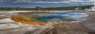 Turquoise Pool (Yellowstone National Park)