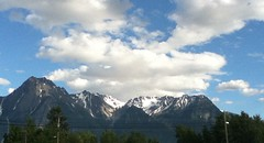 Great White North (artofjonacuna) Tags: canada british columbia mountains snow clouds sky