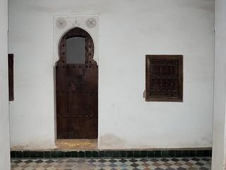 Morocco_madrasa_medersa_Youssef_Marrakech-9